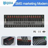 China 4g wifi multimple sim card modem bulk sms sending equipment with recharge mobile software