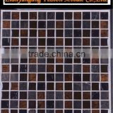 Glass ,stone & Electroplated Mixed Mosaic