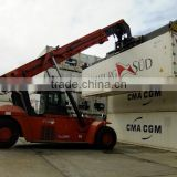 45t container reach stacker for hot sale
