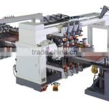 Automatic boring machine production line