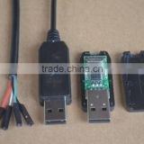 FTDI FT232 USB to TTL Serial Cable 5V Converter Adapter Kable 6 Pin fur Arduino