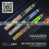 Hangsen ECHO-V, ego-v electronic cigarettes, variable voltage battery,ego k electronic cigarette e-cig ce4 ce5 ce6