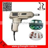 LCD screen display 9 massage heads chiropracter impulse gun BD-M009