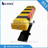 remote control and manual X type reserved parking barrier