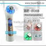 BP-008 Factory supply rechargeable facial nerve stimulator,facial muscle stimulator