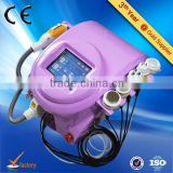 Most cost-effective hot selling portable 6 in 1 depilacion ipl with rf cavitation vacuum