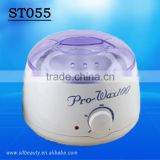 Best lady hair removal wax warmer with CE & RoHS inner pot depilatory wax removal hair
