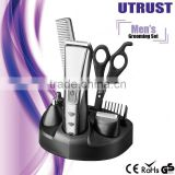 Best price Professional grooming kit for men beard trimmer and shaver beard and mustache trimmer