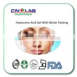 Cross-linked Hyaluronic Acid Filler Injection 1ml 2ml 5ml With Deep Derm Fine Types For Lips Wrinkle