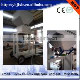 Sawdust pellet scale packing machine/automatic electronic scale packing machine for compound fertilizer