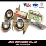inch R series 0.5'*1.125'*0.3125' Deep Groove Ball Bearings r8