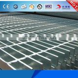 Wholesale Cheap Steel Grating Door Mat Plain Type Serrated I Shape 25x5 and Customize Drainage Gutter Steel Grating Cover