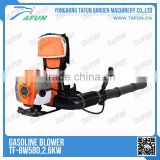 gasoline garden air blower and vacuum