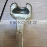 electrical socket clevis for electric power fittings