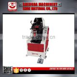 Heel seat lasting shoes machine