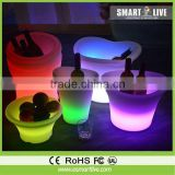 modern design led bar chair Multi color for nightclub led pool table lighting