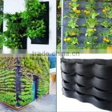 Hanging Flower Pots Vertical Wall Gardening Planter Home Decoration Green Wall Planting Bag Felt Planting Bag