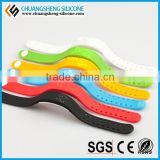 new silicone watch bands, waterproof silicone bracelet watch, led silicone watch