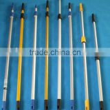 metal telescopic rods