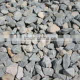 crushed stone and granite