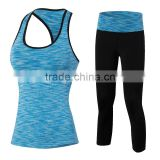 Women Sport Sets for Running Yoga Fitness Gym Girl Clothing Sports Bra and Sport Leggings Sportwear Suit for Woman