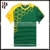 wholesale heat transfer polyester Soccer jersey custom design sublimation printing Soccer Wear