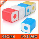 Super Mini cuboids Portable Bluetooth Speaker with Hang rope Wireless Speaker Sound System Audio Music Surround MP3 4 Player