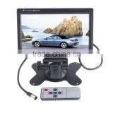 Bus/truck parking rearview system,video parking rearview system with night vision camera