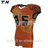 Wholesale custom made american football jerseys football player wear