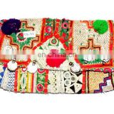 beautiful handmade work banjara gypse clutch bag CB-25