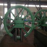 Single Rope Winding Head Sheave for Coal Mine Use