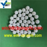 High hardness zirconia high temperature resistance high density ball
