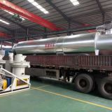 Rotary Vacuum Dryer Low Consumption Wood Chips Rotary Vacuum Dryer