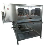 20000eggs/h stainless steel chicken egg peeling machine