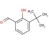 Benzaldehyde,3-(1,1-dimethylethyl)-2-hydroxy-