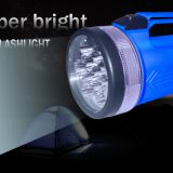 Flashlight, portable lamp