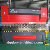 CNC hydraulic sheet bending machine