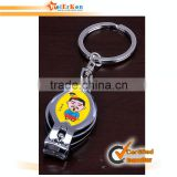 Fashion custom cheap bulk bottle opener keychain