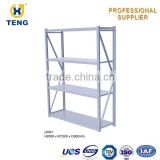 LIR01 Stainless Steel Frame Metal Shelf Convenience Grocery Store Supermarket Display Racks