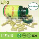 2015 Be healthy for anti-radiation and Removing our body's heavy metals broken cell wall chlorella capsules