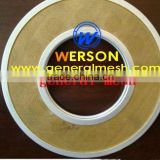 senke copper wire mesh filter disc ,phosphor bronze wire mesh filter disc-20years production for indstry