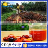 Palm oil plant FFB oil processling line crude palm oil refining plant with ISO CE Certification