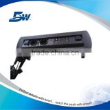 BW-T66 Concealed Aluminum Motorized Rotation Desk Top Socket Outlet For Office Furniture                                                                         Quality Choice