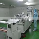 textile screen printing machine PVC/PET/BOPP heat/thermal laminating transfer film;IMD/nameplate/membrane switch/FPC