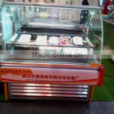 Ice cream display case/Ice cream showcase/ice cream equipment (24HOURS HOT LINE)