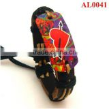 Professional leather production,lovers common used bracelet jewellery colored print with an arrow wearing heart AL0041