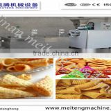 fried wheat flour/maize flour production line/bugles snacks corn chips machine +0086-15964515336(skype:lisatanghong)