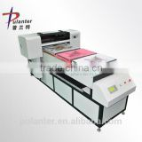 A1 size 8-color digital garment t-shirt printer DTG printerwith white ink and RIP for free