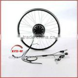DIY electric bicycle conversion kits conversion sets for front wheel controller internal