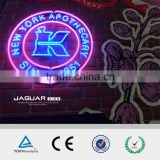 China supplier battery powered bar used neon lights flex neon letter sign